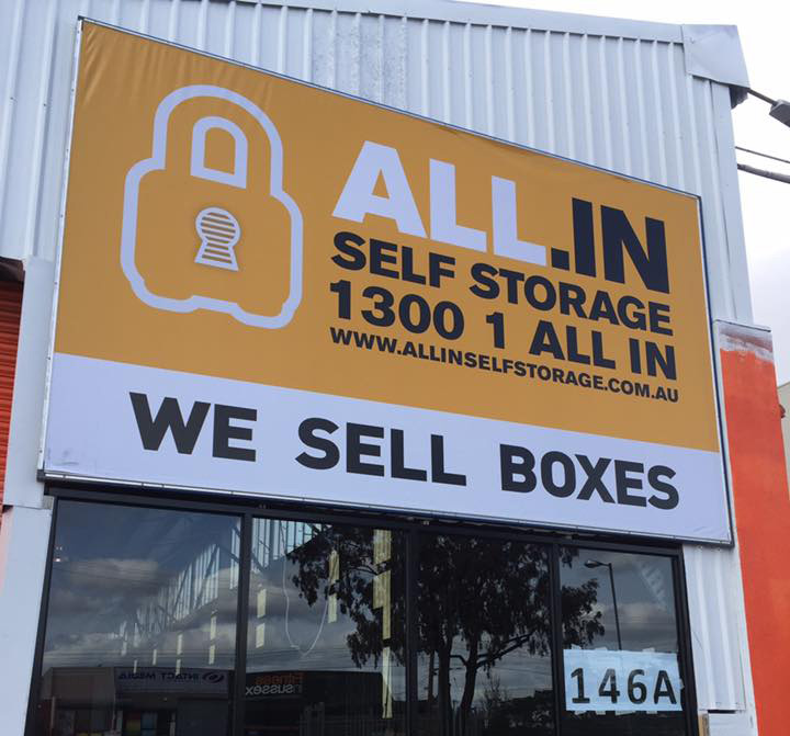 All-In Self Storage