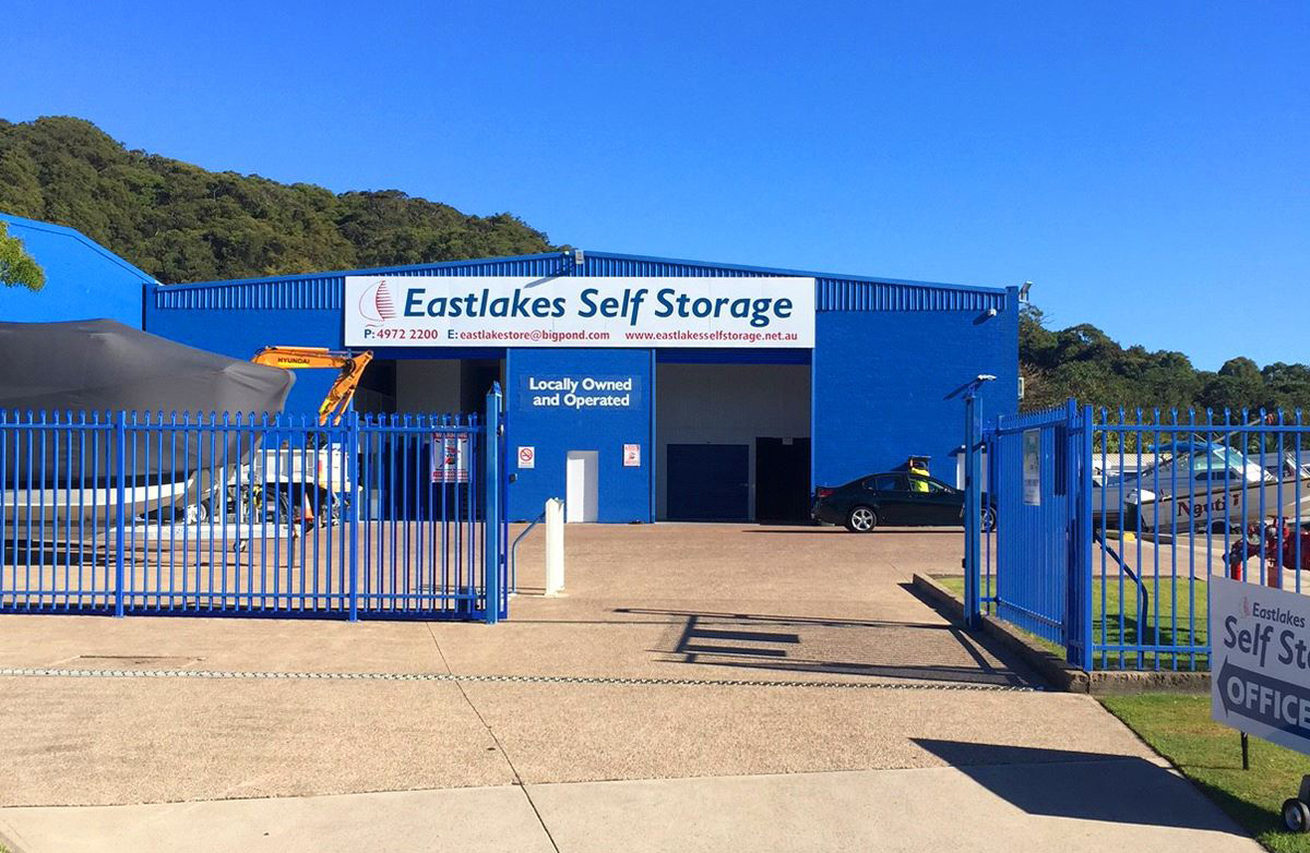 Eastlakes Self Storage